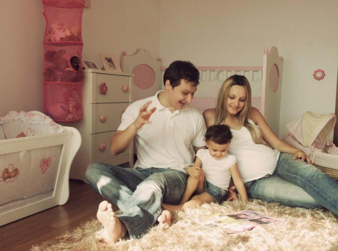 Для того, чтобы стать родителями, требуется время