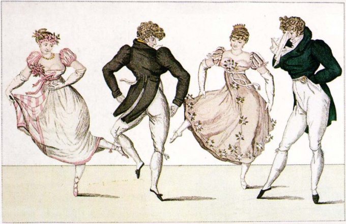 Менуэт сегодня исторический танец