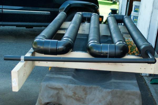Какие трубы применить в отоплении