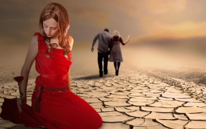 Как забыть человека, который вам изменял: 5 верных советов
