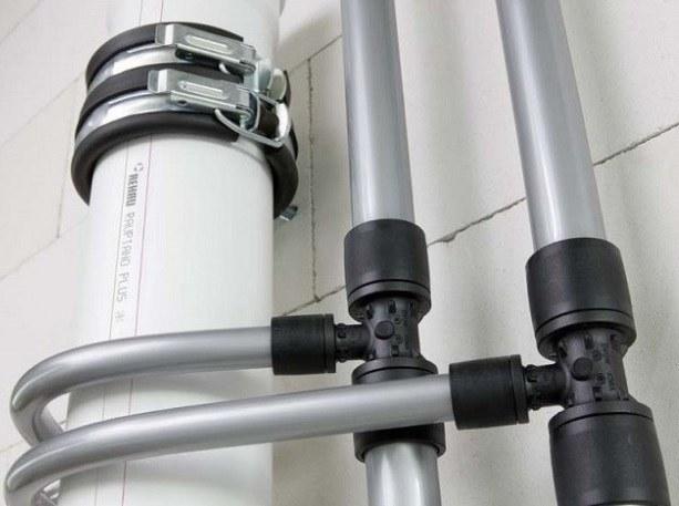 Отопительная система, смонтированная из труб РЕХАУ, прослужит не менее 50 лет
