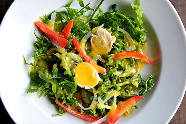 Блюда из перепелиных яиц: рецепты