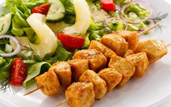 Как приготовить шашлык из курицы: кулинарные советы