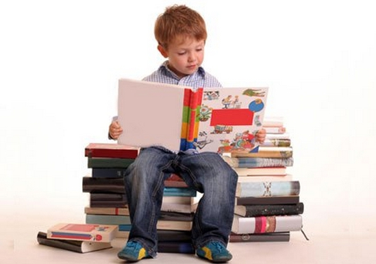 Как развить у ребенка любовь к чтению