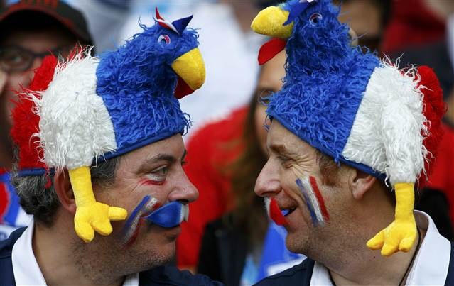 ЧМ 2014 по футболу: как Франция разгромила Швейцарию