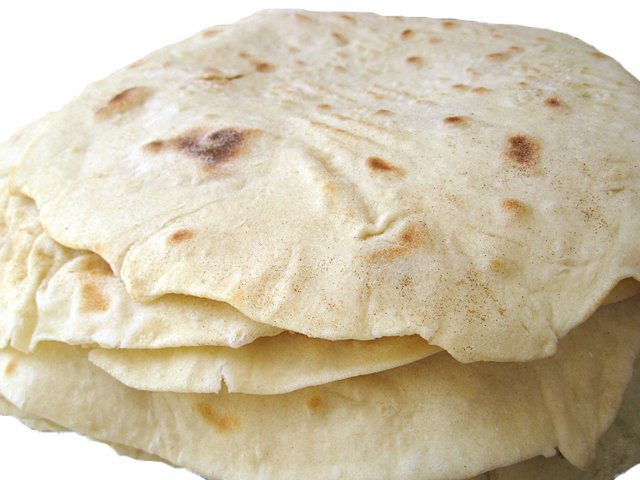 How to make pita bread without yeast