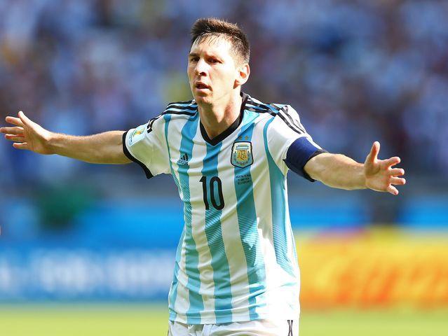 ЧМ 2014 по футболу: как Аргентина сыграла второй матч на мундиале в Бразилии