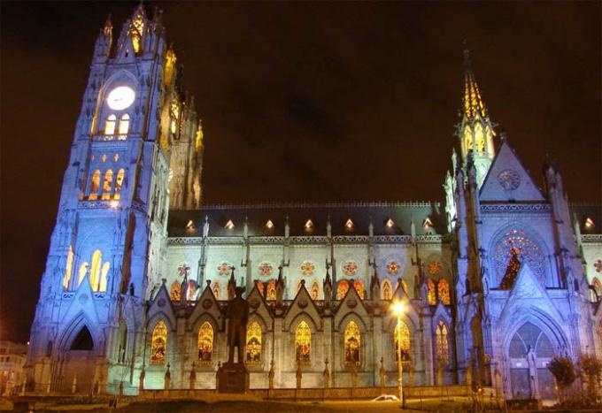 Кафедральный собор Эквадора: история строительства