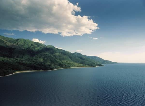 Самое большое озеро в мире – Каспийское море