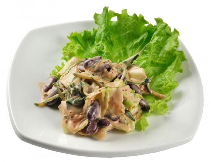Как приготовить венецианский салат