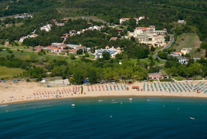 болгарский курорт дюны фото