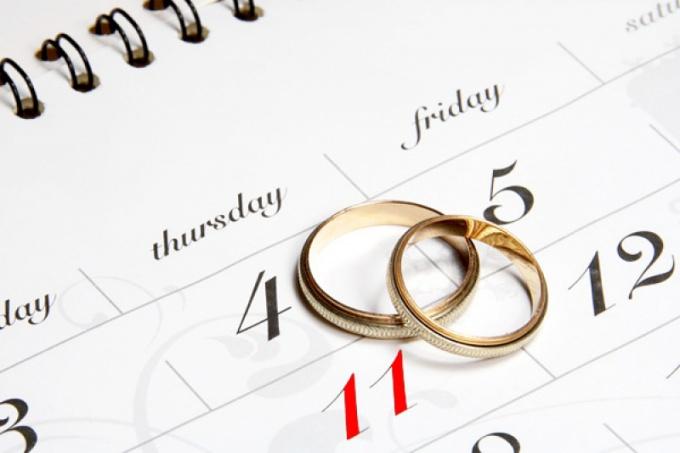Когда лучше выходить замуж?