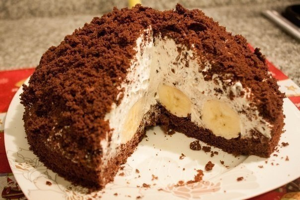 Как приготовить торт «Маульвурфторте»