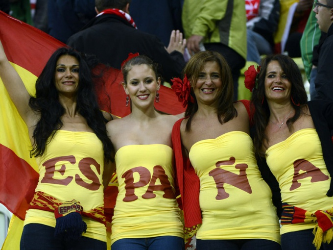 World Cup 2014: how Spain played the last match in the World Cup