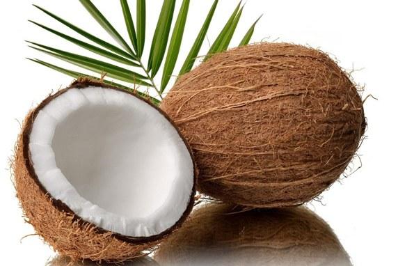 В кокосовом орехе содержится самое большое количество селена