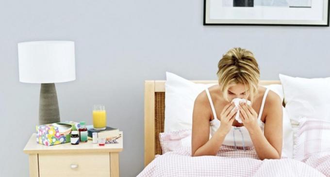 Почему мутирует грипп?