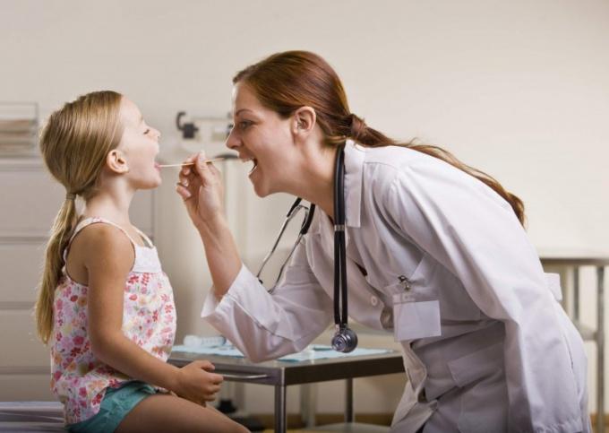 обзор детских инфекций