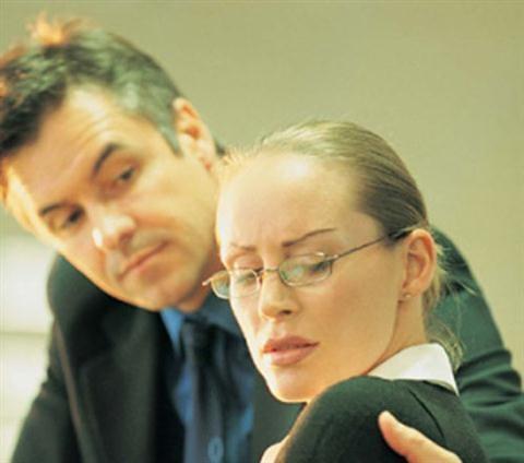 Домогательства начальника