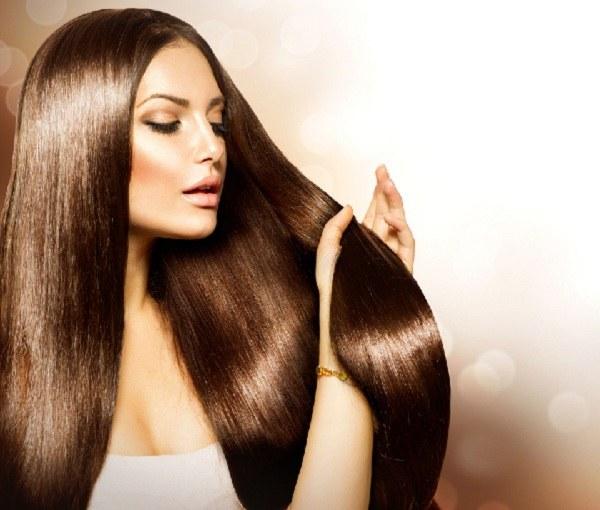Естественный цвет волос