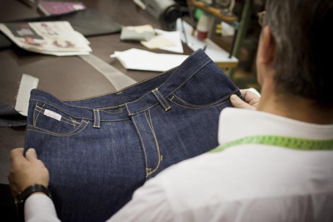Ремонт одежды не менее востребован, чем ее пошив