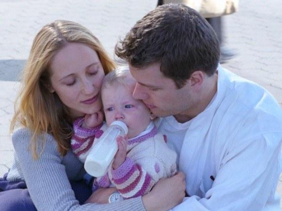 Процесс усыновления своего ребенка