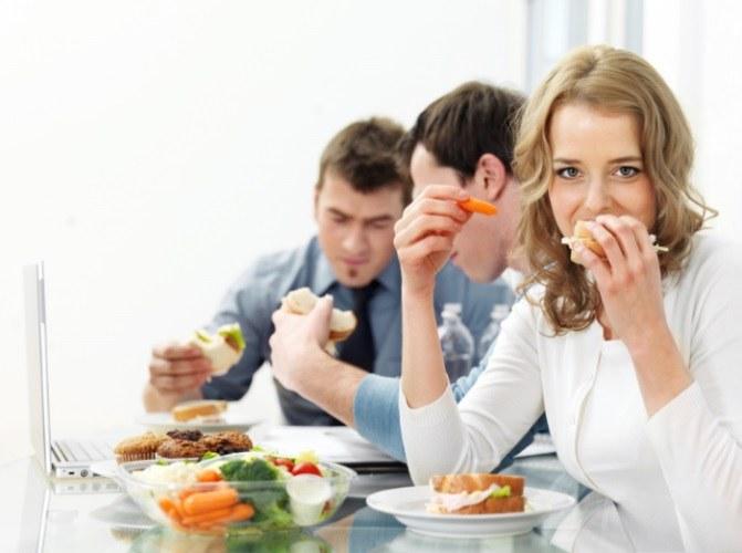 как исключить перекусы в офисе