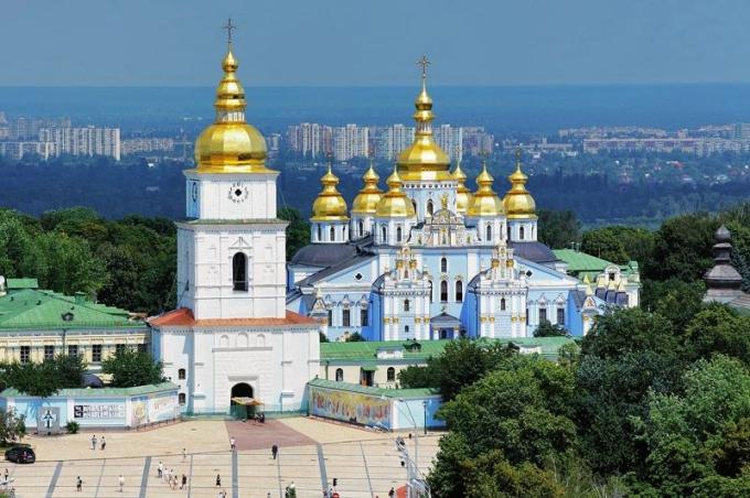 Какая погода на Украине в сентябре