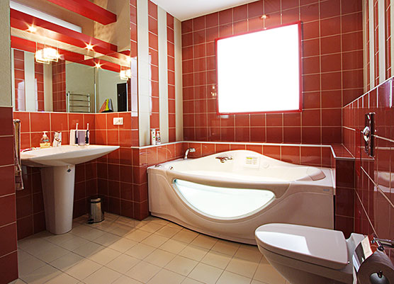 Как преобразить ванную комнату