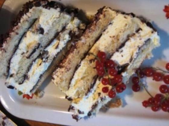 Как приготовить швейцарский торт