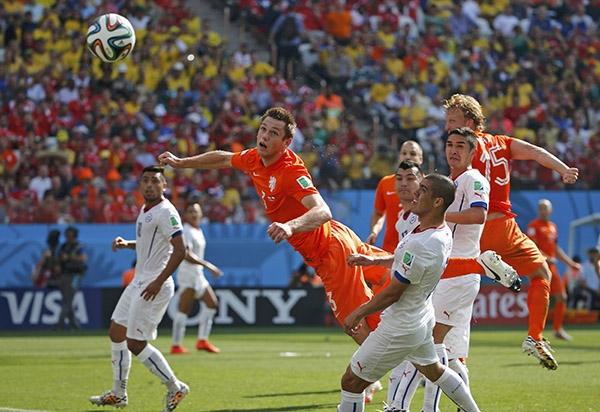 ЧМ 2014 по футболу: итоги двенадцатого игрового дня