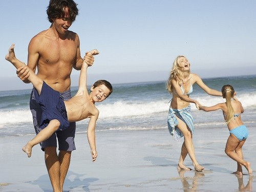 Vacation with children
