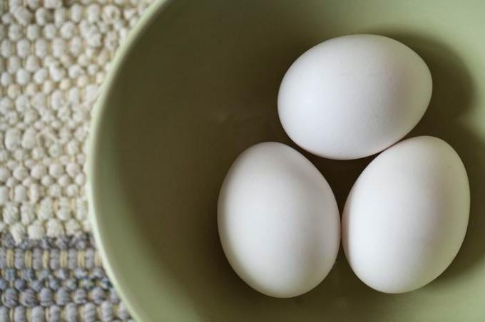 Как часто можно есть яйца