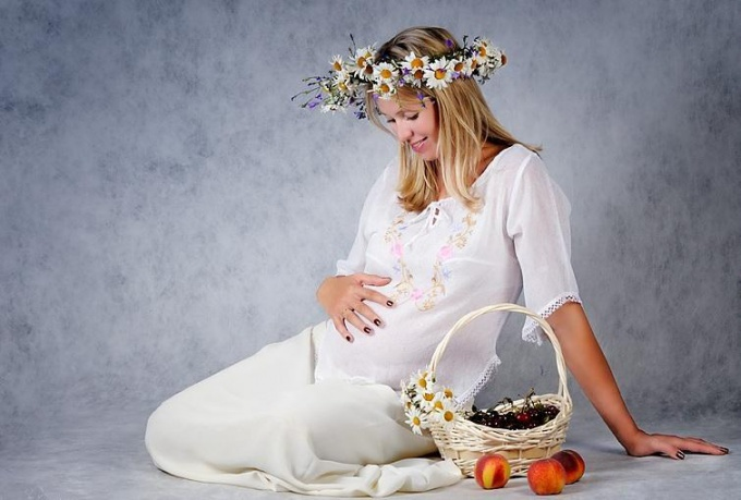 Травы при беременности