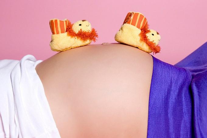 Какие признаки, что родится девочка