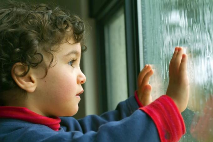 Больной ребенок - не наказание
