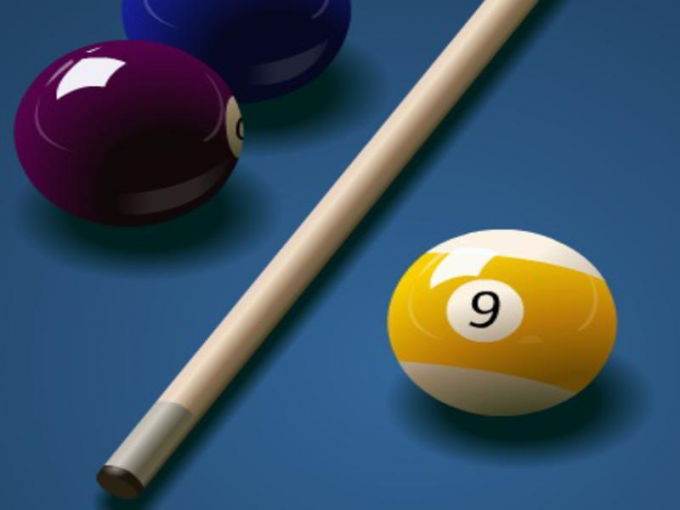 "How to play Billiards ""nine"""
