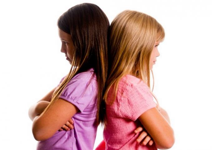 Решения конфликтов у детей