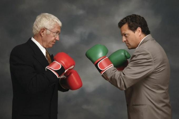 Как не попадать в драки