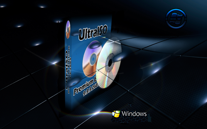 UltraIso — одна из лучших программ для работы с дисками