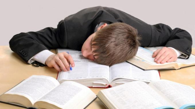 Как не уснуть на уроке