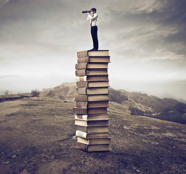 На вершине знаний