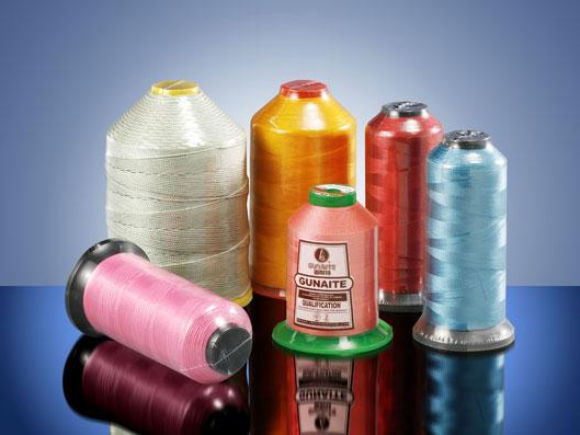 Selection of thread for overlock