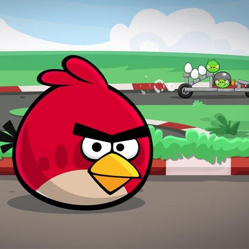 Как пройти игру Angry birds