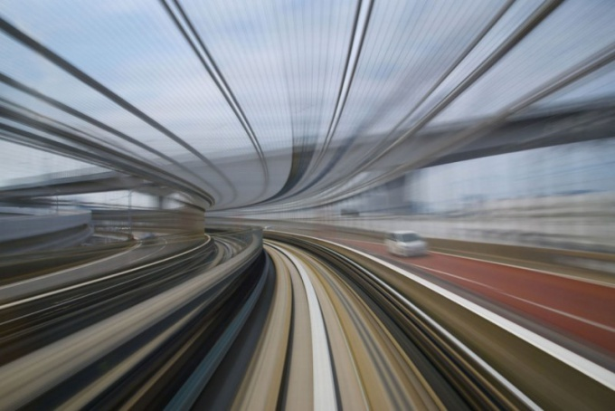 Как увеличивается масса при скорости