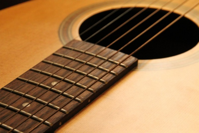 Гитарные струны могут быть металлическими, синтетическими или смешанными
