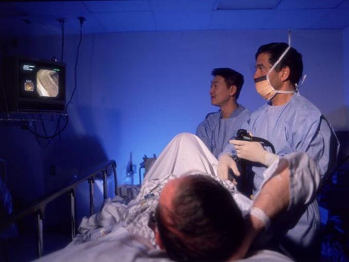 Колоноскопия - метод, позволяющий проверить толстый кишечник