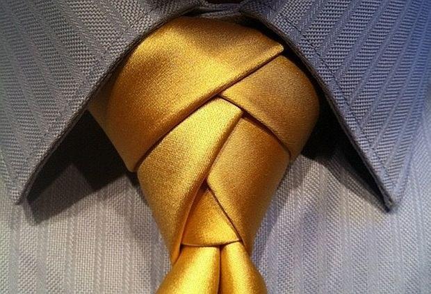 Как лучше всего завязать галстук