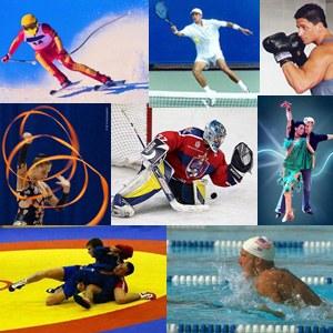 Все виды спорта.