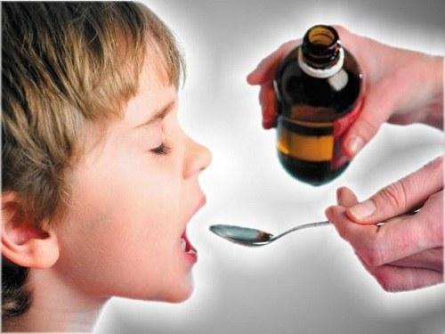 Как лечить ОРЗ у ребенка