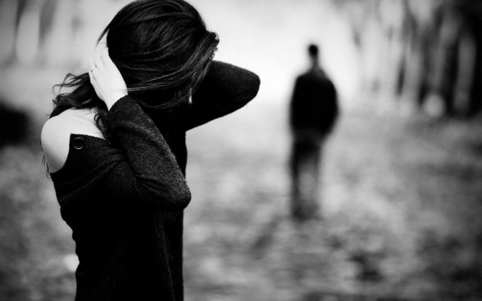 Решение о расставании с девушкой должно быть взвешенным